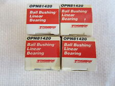 THOMSON OPN 81420 LINEAR BEARING (4 PCS)