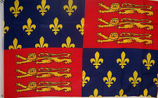 NEW 3x5ft KING EDWARD UNITED KINGDOM FLAG ROYALTY better quality usa seller