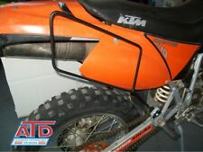 Soft bags rack for KTM LC4 620/640 Adventure