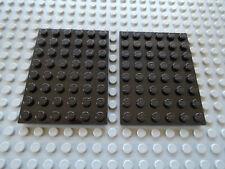 Convertisseur #ah89 LEGO ® 8 x 99206 Angle Plaque 2 X 2-2//3 Noir 6052126