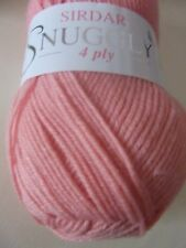 Sirdar Snuggly 4 Ply 50g Ball Shade 464 Shrimpy