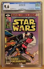 STAR WARS #29 CGC 9.6 - WHITE * Jabba the Hut (old character design ) Appearance