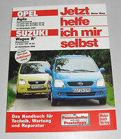 Reparaturanleitung Opel Agila / Suzuki Wagon R+ ab Baujahr 2000