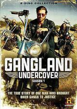 Gangland Undercover: Season 1 [DVD], New DVDs