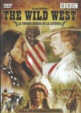 BBC- The Wild West -La Verdad Detrás De La Leyenda,NEW DVD