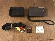 Sony Cyber-shot DSC-TX5 10.2MP Digital Camera