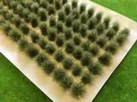 Winter Tall Wild Tufts -Model Railway Scenery Wargames Static Grass Bushes plant