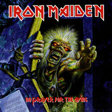 Iron Maiden No Prayer For the Dying 2015 Remaster Digipak CD NEW