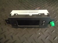 VAUXHALL ASTRA G-Multi Fonction CENTRE DASH Display 24461517-00-05