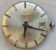 Tissot Visodate automatic date mens wristwatch movement 28,5 mm. in diameter