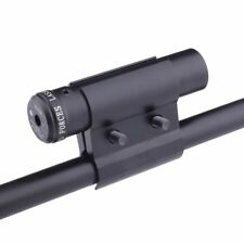 Tactical Red Dot Laser Sight Scope With Mount for Pistol Rail and Rifle Hunting