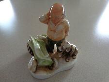 "Vintage Sebastian Miniatures Doc Berry Of Berwick ""Boys Camp Fund"""