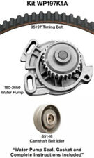 Engine Timing Belt Kit with Water Pump-VIN: E Dayco WP197K1A