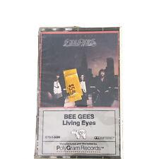 New Sealed Bee Gees Living Eyes Cassett 1981 Polygram Records