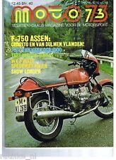M7619- VAN VEEN WANKEL OCR 1000,CECOTTO,VAN DULMEN,BMW
