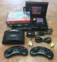 Sega Genesis Plug 'N Play Classic Console 80 Games + 4 Genesis cartridges!!! (2)