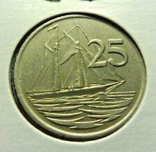 Cayman Islands  1977  25 Cents