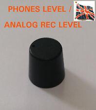 CDR-HD1000 CDR-HD1300 CDR-HD1500 Yamaha Perilla de control de nivel de los teléfonos, analógico Rec