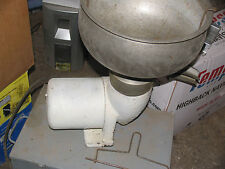 Montgomery Wards Table Top Cream Separator  Cow Goat Milking