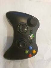 XBOX 360 Official Wireless Black Controller