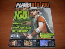 REVISTA PLANETSTATION Nº41 (AÑO 2002 EN BUEN ESTADO)