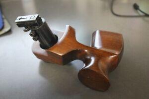 Vintage riser block shooting palm rest for Anschutz Feinwerkbau Walther rifles