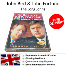 John Bird & John Fortune The Long Johns Tape Audio Mock Interviews Humour/Satire