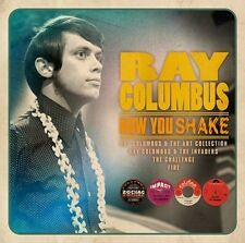 Ray Columbus - Now You Shake: Definitive Beat-R-N-B-Pop Psych [New CD] UK - Impo