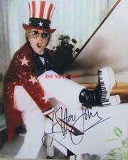 Elton John Autographed 8x10 Signed Photo Reprint