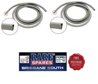 HOLDEN HK HT HG MONARO & GTS ONLY PAIR (2) GREY DOOR OPENING PINCHWELD