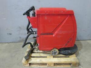 Gansow 40 IB 53 Scheuersaugmaschine Bodenreinigungsmaschine #34439