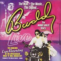 London Cast Recording - Buddy Live [CD]