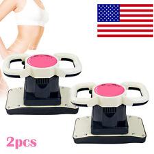 2* Variable Speed Professional Slim Beauty Fitness Full Body Massager Shape Body