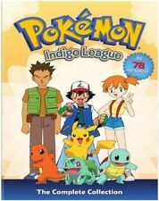 Pokemon: Season 1 - Indigo League - the Comp Coll [New DVD] Boxed Set