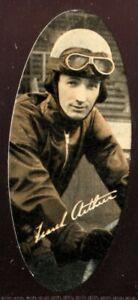 Tobacco Card, Carreras, POPULAR PERSONALITIES, 1935, Frank Arthur, #59