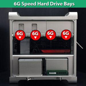 Apple Mac Pro 5,1 Mid 2012 3.46 GHz 12-core 64 GB 2TB AMD R9 280x