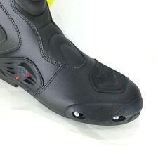 Botas de color principal negro talla 40 para motoristas