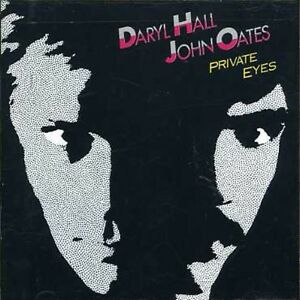 Daryl Hall & John Oates - Private Eyes [New CD]