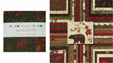 Trails End Flannels 5″ Charm Pack by Moda