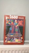 Atari 2600 klax video game cartridge new and sealed - Retro!