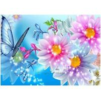 5D Diamond DIY Embroidery Painting Cross Stitch Craft Kit Home Wall Art Decor