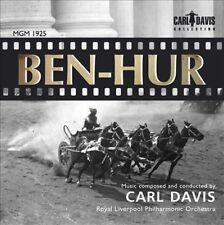 New Ben Hur (Audio Cd)