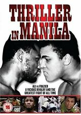 Thriller In Manila [DVD] NEU Boxen Muhammad Ali vs. Joe Frazier