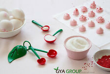 A funky kitchen gadget, Ototo-design Mon Cherry measuring spoon & egg separator