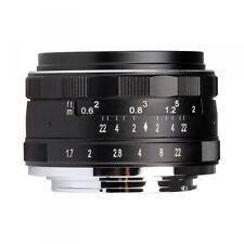 Objektiv Meike 35mm f/1.7 MFT Lens Panasonic, Olympus DSLR, Weitwinkelobjektiv
