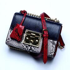 Genuine Leather Women Shoulder Bag Fashion Handbag Girl Messenger Crossbody Bags