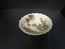 The old mill Vegetable Bowl by Johnson Brothers