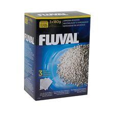 Fluval 180g Ammonia Remover Media 105 106 205 305 405 206 306 406 FX6 FX5 3pk