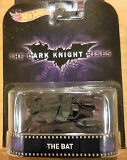 2015 Hot Wheels Retro Entertainment The Dark Knight Rises The Bat
