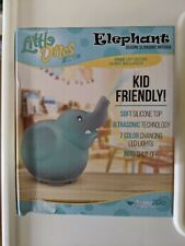 NIB New Little Ones Series Elephant Room Aromatherapy Diffuser Essential Oils